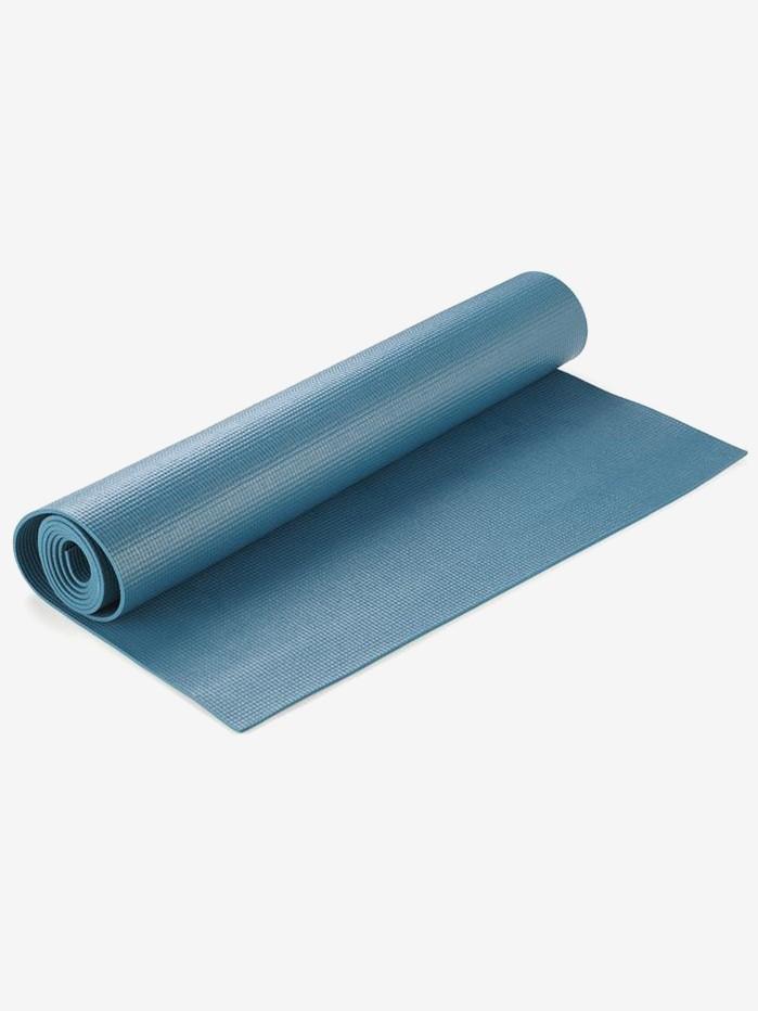 сива постелка за йога