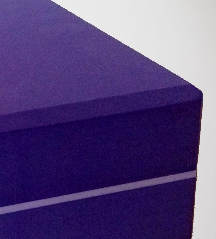 йога блок във форма на тухла