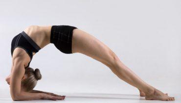 Йога или лечение с движение