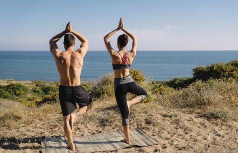 Йога тренировка за здраво тяло