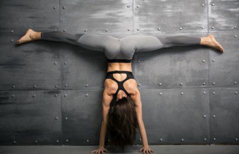 Сутрешна йога за отслабване