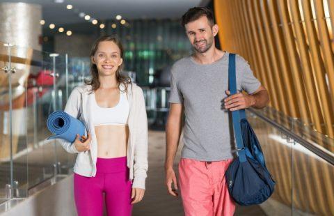 Постелка за йога – как да изберем?