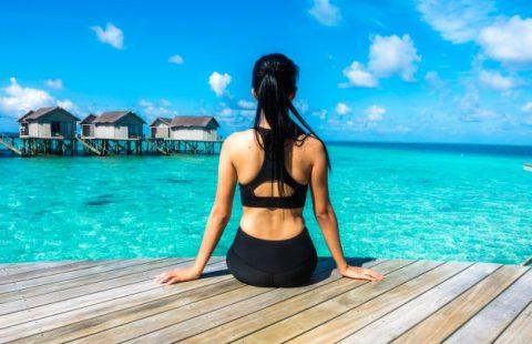 Йога по бански за русалки